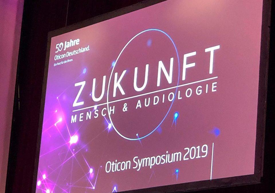"""8. Oticon Symposium """"Zukunft, Mensch und Audiologie"""""""